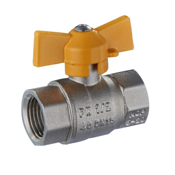 GAS VALVE_Gas Approved Brass Ball Valve_Art. TS-2202