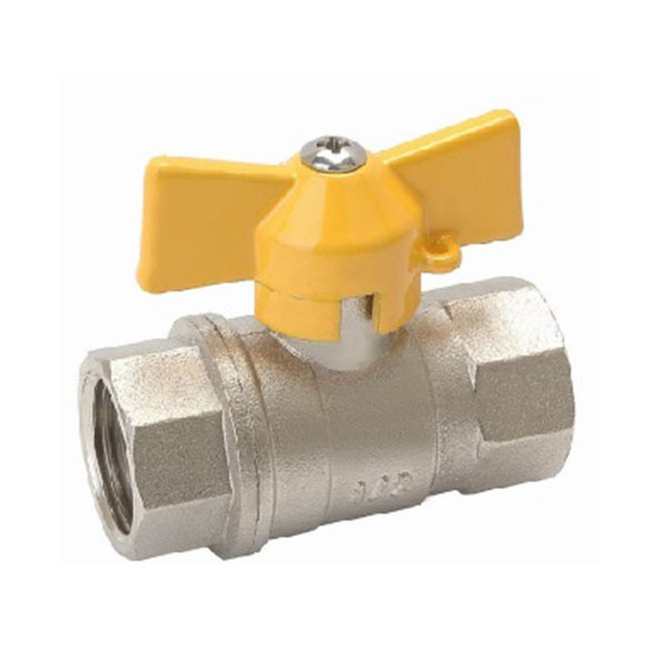 GAS VALVE_Gas Approved Brass Ball Valve_Art. TS 202
