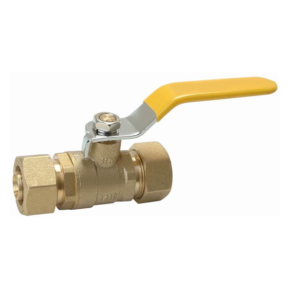 GAS VALVE_Compression Ball Valve With Full Bore_Art.TS 361M