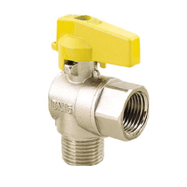 ANGLE VALVE_Brass ball angle valve   Full bore _Art.TS 2258