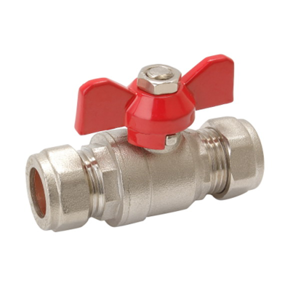 BRASS BALL VALVE __