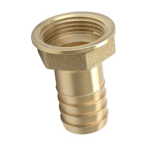 HOSE CONNECTOR_Brass PEX Pipe Fitting_Art.TS 2245