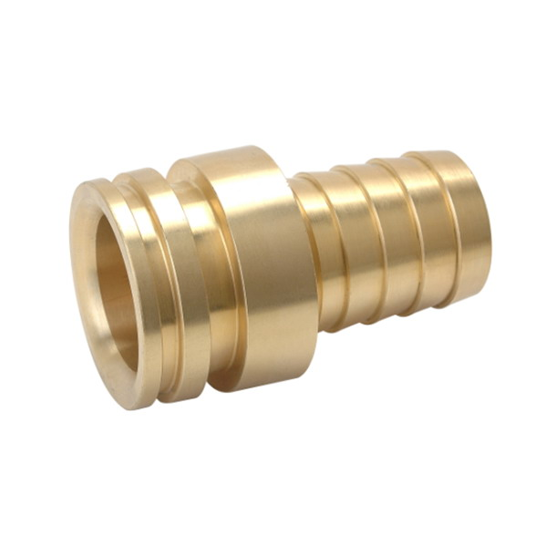 HOSE CONNECTOR_Brass PEX Pipe Fitting 	_Art.TS 28366