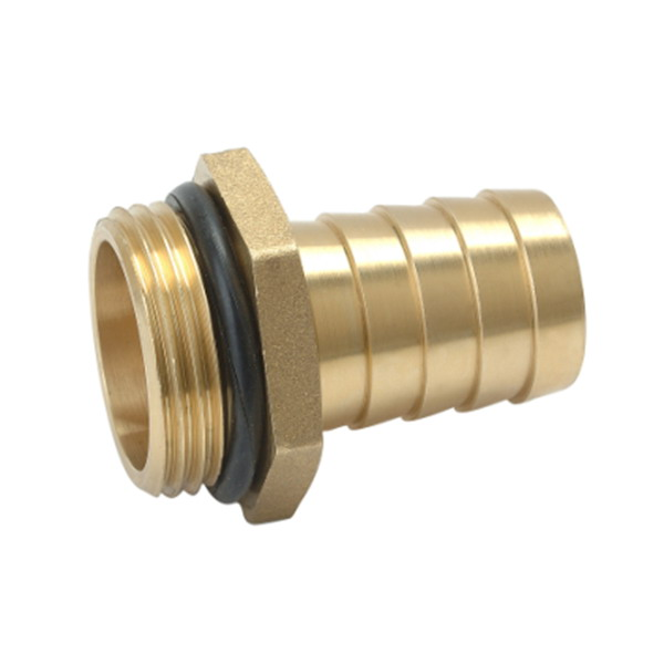 HOSE CONNECTOR_Brass PEX Pipe Fitting_Art.TS-27764P