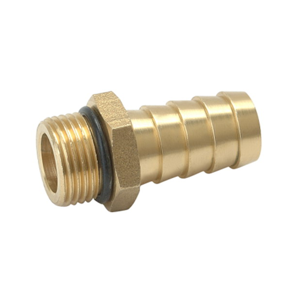 HOSE CONNECTOR_Brass PEX Pipe Fitting_Art.TS 2146