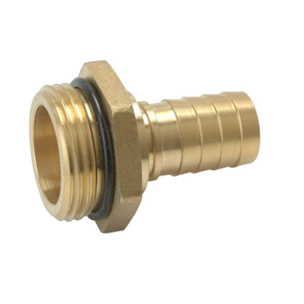 HOSE CONNECTOR_Brass PEX Pipe Fitting_Art.TS 2149