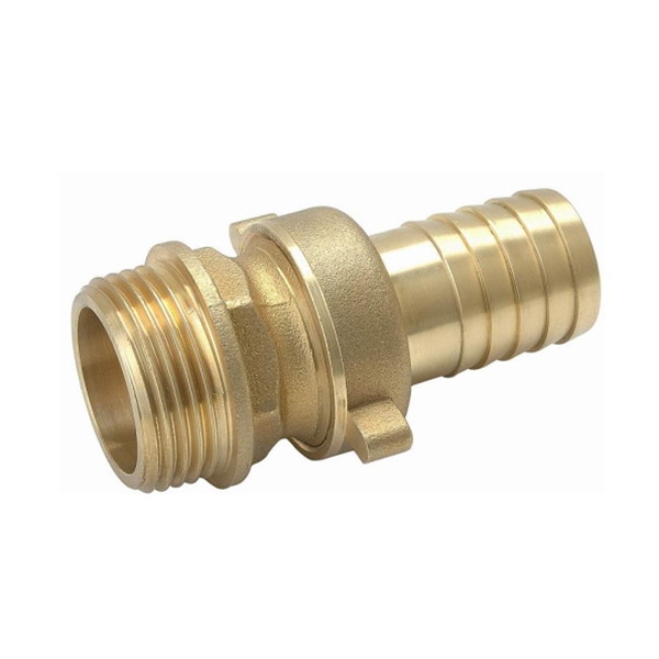 HOSE CONNECTOR_Brass Hose Barb To Male Pipe Fitting_Art.TS 2180