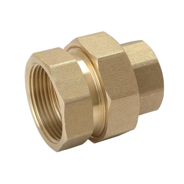 other fittings_Brass Compression Straight Connector		_Art.TS 2263