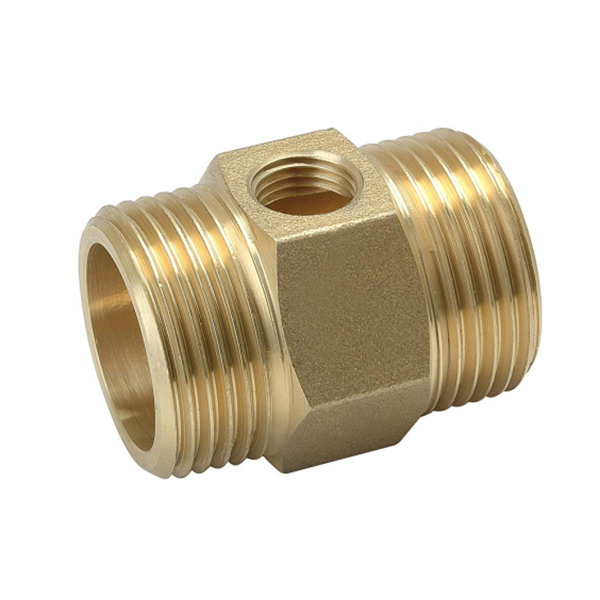 other fittings_Brass Male Threaded Reducer Pipe Nipples_Art.TS 2609
