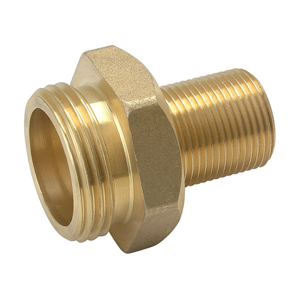other fittings_Brass Compression Straight Connector	_Art.TS 215030