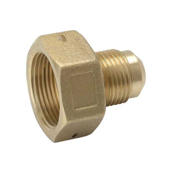 other fittings_Brass Connector Pipe_Art.TS M261