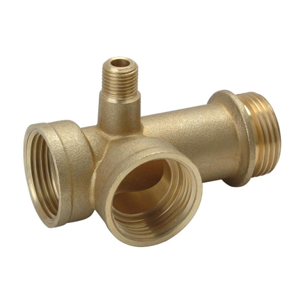 TEE_Brass 5-Way Connector Fittings_Art.TS 2957