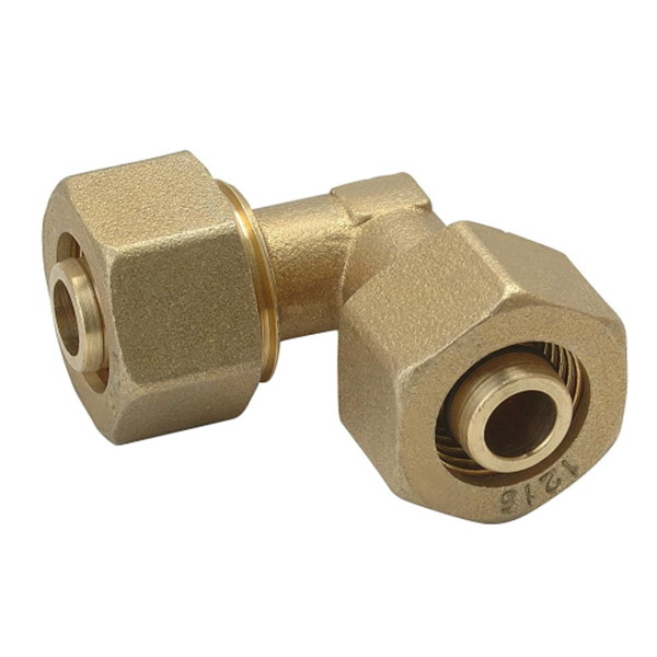 COMPRESSION FITTINGS_PE/AL/PE Equal Elbow_Art.TS 104