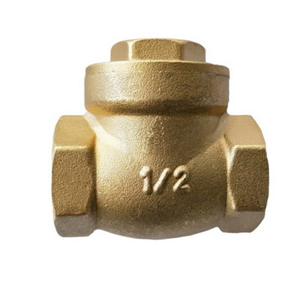 OTHER VALVES_​ Brass Check Valve_Art. TS 435