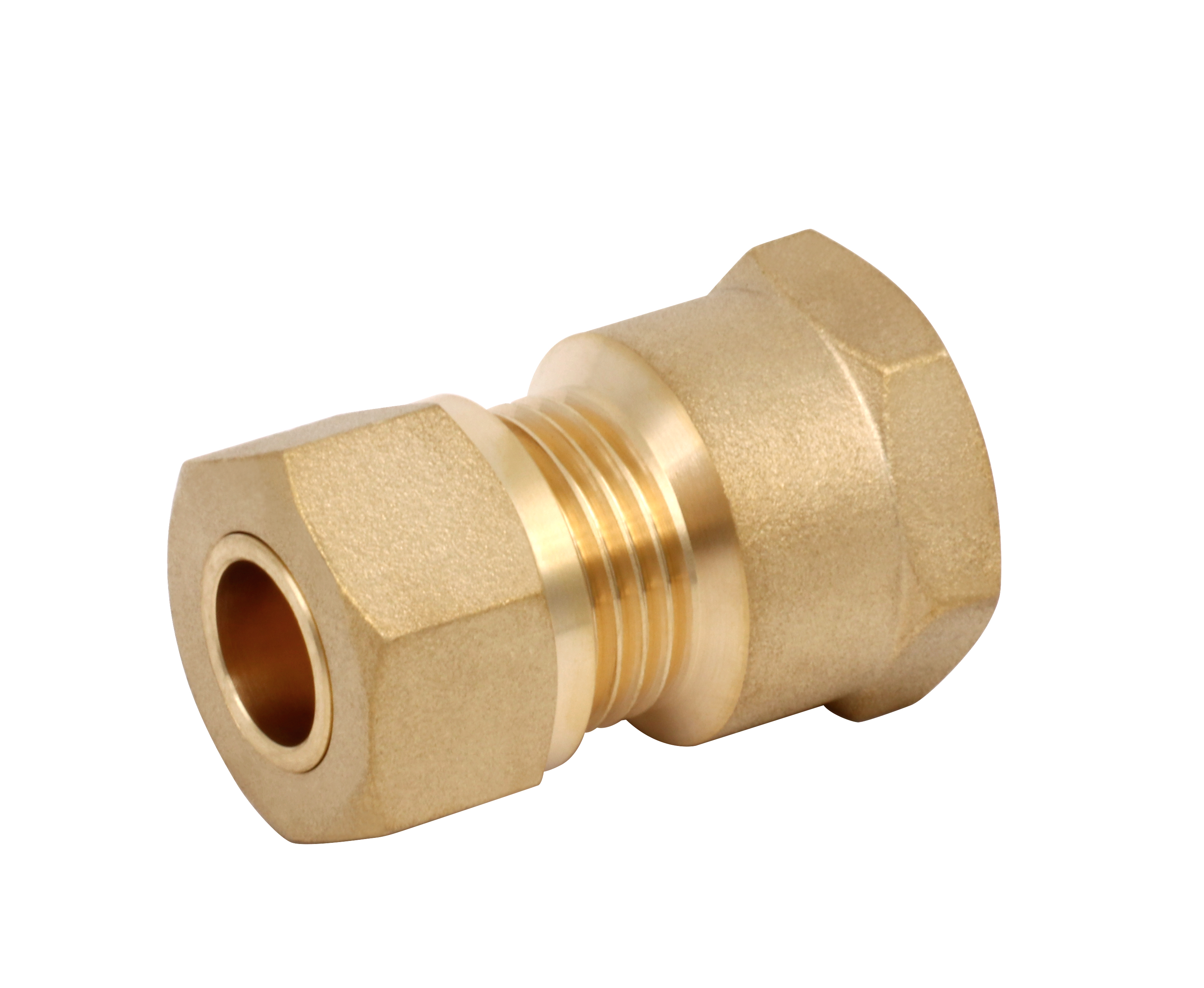 other fittings_Brass Straight Connector_Art.TS 710F