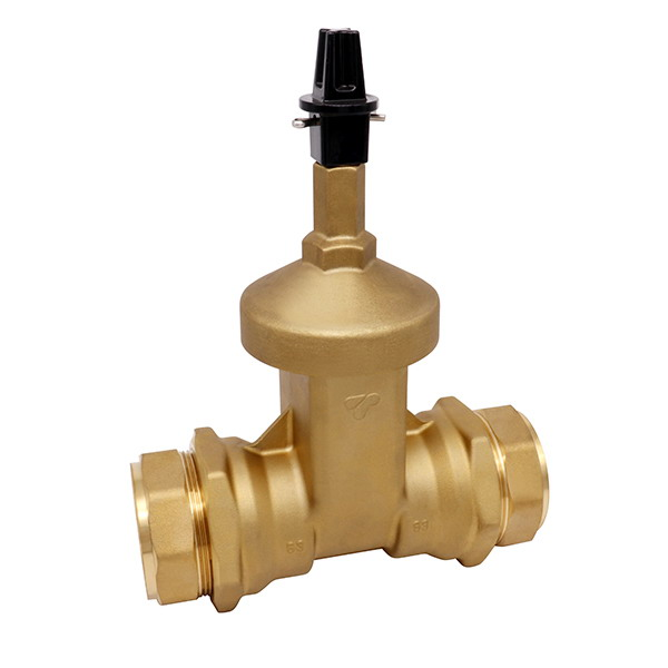 OTHER VALVES_Gate Valve with compression fitting_Art.TS 5000
