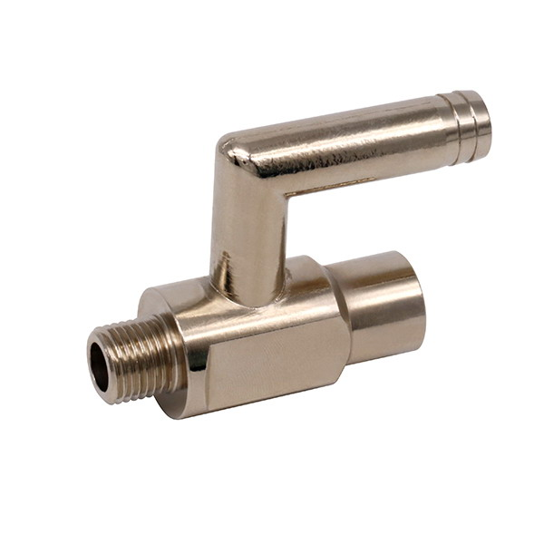 OTHER VALVES_Brass internal and external thread drain valve_Art. TS 7.350.0241