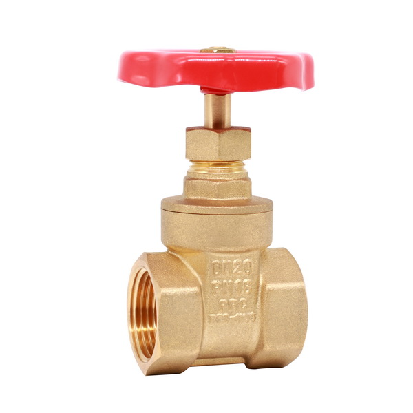 OTHER VALVES_Brass Gate Valve_Art.TS 2109