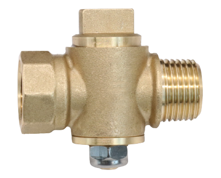 OTHER VALVES_Brass Plug Valve FxM_Art.TS 1 FxM